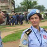 الأمم المتحدة تُقدم قصة نجاح ضابطة أمن تونسية بالكونغو