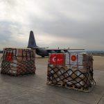 رئاسة الجمهورية: السّماح بنزول طائرة تركية بجربة محمّلة بمساعدات لليبيا