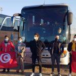سفارة تونس برومانيا: إجلاء أكثر من 100 طالب ومواطن