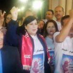"""موسي تعلن فكّ الاعتصام وتؤكد: """"انتصرنا بـ7 على7 ولا وزن للإخوان في تونس"""""""