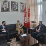 في لقاء بسفيرها بتونس: الطبوبي يؤكّد على تسوية وضعيات المهاجرين التونسيين بإيطاليا