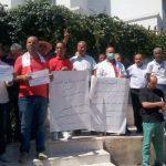 زغوان: أعوان الصحّة يُطالبون بتغيير المديرة الجهوية ويُلوّحون بالتصعيد