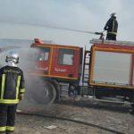 سليانة: السيطرة على حريق بجبل بوتيس