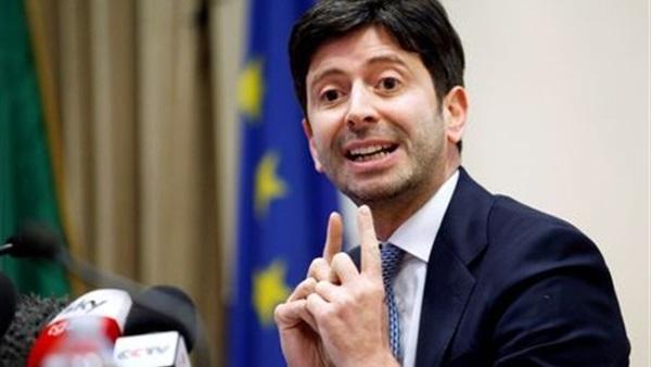 """وزير الصحة الإيطالي: """"ويل لمن يعتقد أنّنا فُزنا بالمعركة ضد كورونا"""""""