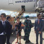 الخارجية: تونس تتسلّم من اليونيسيف هبة بمعدات طبية