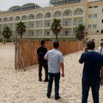 الحرس البحري : حملات متواصلة على الانتصاب الفوضوي بشواطئ سوسة