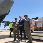مساعدات طبية ألمانية لتونس بقيمة 80 ألف أورو  (صور)
