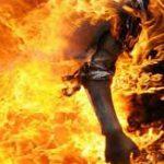 السبيخة: شاب يُضرم النار في زوجة والده وأخواته الثلاث