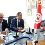 بحضور خماخم ووالي الجهة: وزير الرياضة يتبنّى مشروع توسعة ملعب المهيري