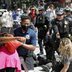 احتجاجات أمريكا: وزير الدفاع يرفض نشر الجيش