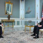 الرئاسة: خطة الإنقاذ الاقتصادي في لقاء سعيّد بالفخفاخ