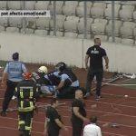 سجن مشجّع روماني حاول قتل شرطي (فيديو)