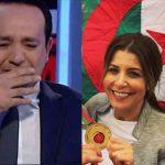 بطلة الجودو الجزائرية سواكري توّجه رسالة خاصة لعلاء الشابي (فيديو)