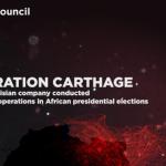 تقرير أمريكي : شركة تونسية مُورطة في حملات للتأثير في انتخابات تونس
