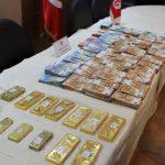 الديوانة: حجز بضائع مهربة بقيمة 19 مليون دينار في جوان