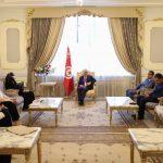 """البرلمان: الغنوشي تعهّد بمُساعدة 800 شاب تونسي عالقين بـ""""مليلية"""""""