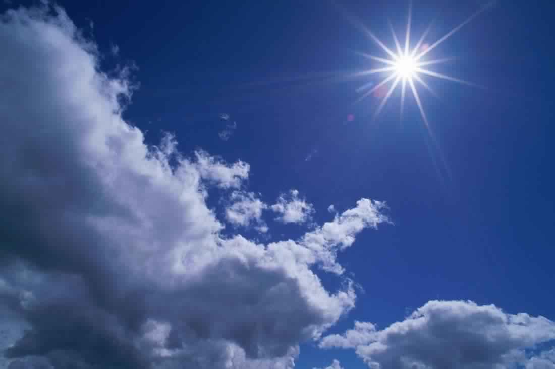 طقس اليوم: ارتفاع طفيف في درجات الحرارة وأمطار في 6 ولايات