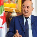 الرئيس الجزائري يُقيل وزيرا رفض التخلّي عن جنسيته المُزدوجة