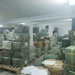 الديوانة: حجر بضائع تحمل علامات فاخرة مُقلدة قيمتها أكثر من مليار (صور)