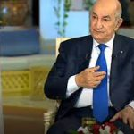 تبون: ليبيا تعيش نفس وضع سوريا .. وقد تتحول الى صومال جديد