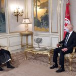 سعيّد يلتقي وزير الخارجية السعودي: تطابق في الرؤى بين البلدين حول الملف الليبي