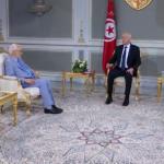 الرئاسة تُقدم تفاصيل لقاء سعيد والفخفاخ والغنوشي والطبوبي