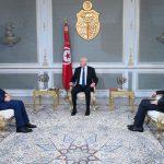 رئاسة الجمهورية: سعيّد شدّد أمام الغنوشي والفخفاخ على إيجاد حُلول لمطالب الشعب