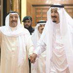 عملية جراحية لملك السعودية وأمير الكويت يُفوض صلاحياته ويتحول لأمريكا في طائرة طبية