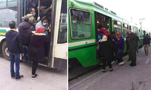الفرع الجامعي للنقل بتونس: تعليق الاحتجاجات الى ما بعد العيد