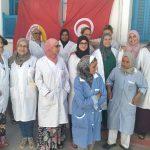 مستشفى محمد التلانلي بنابل: أعوان الصحّة يحتجون مع ضمان الخدمات الإستعجالية