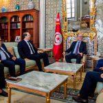 الفخفاخ يلتقي رؤساء أحزاب الائتلاف الحكومي ويدعوهم للتضامن