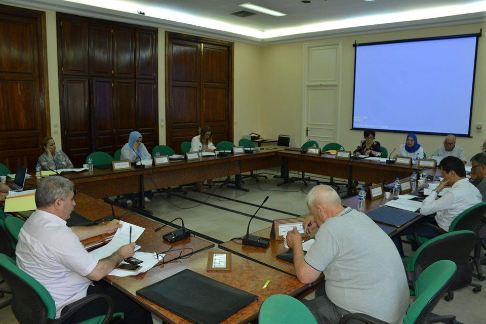 لجنة التشريع العام تُصادق على تقريرها حول زجر الاعتداء على القوات المسلحة