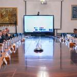 اجتماع رفيع المستوى بين الحكومة وشركاء تونس الدوليين الماليين والإقتصاديين