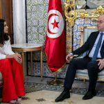 """رئيس الحكومة يستقبل """"سفير الرياضة التونسية"""""""