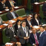 الكتلة الديمقراطية: نرفض تجاوزات الغنوشي وائتلاف الكرامة وعلى كتلة الدستوري الحرّ إخلاء البرلمان