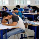 اليوم: 41.478 تلميذا يجتازون امتحانات دورة المراقبة للباكالوريا