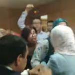البرلمان: فوضى ومُلاسنات حادّة بين نائبات من النهضة والدستوري الحر /فيديو