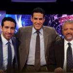 أبو تريكة يتسبّب في طرد حسام الحاج علي من قناة بي اين سبورت