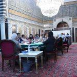 اجتماع ساخن اليوم بين رؤساء الكتل ومكتب المجلس