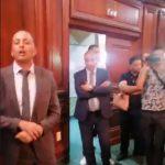مدير الشرطة العدلية بالقرجاني يحلّ بالبرلمان وموسي تحتج (فيديو)