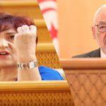 سامية عبو: على الغنوشي إثبات حبه لتونس والاستقالة قبل جلسة سحب الثقة