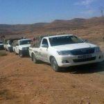 وزارة الدفاع: إيقاف 5 سيارات تهريب وحجز بضاعة قيمتها مليارا ونصف