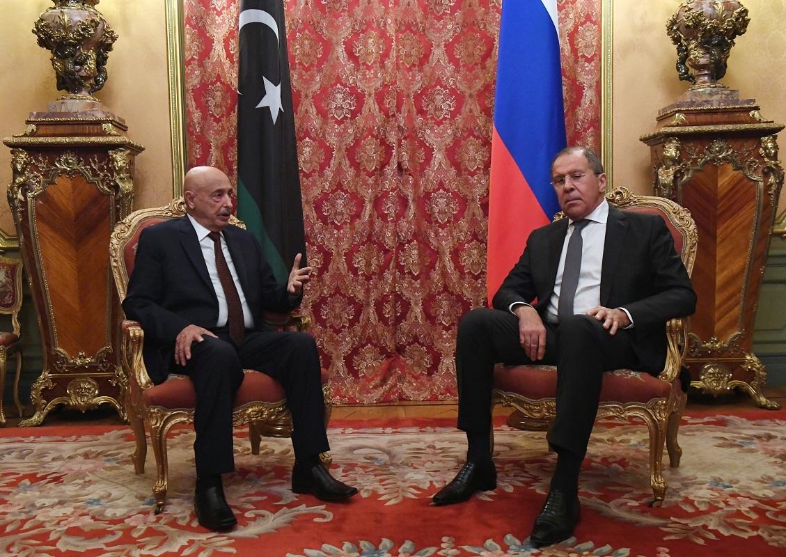 مقرّها تونس: روسيا تُعلن عن إعادة فتح سفارتها في ليبيا