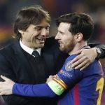 برشلونة يهدد بمقاضاة إنتر ميلان بسبب ميسي (صورة)