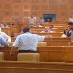 بسبب اتهامات بالتحريض:رفع الجلسة بعد مناوشات بين عبو ونواب ائتلاف الكرامة