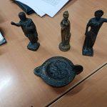 سيدي بوزيد: حجز قطع أثرية مهرّبة وإيقاف 4 اشخاص