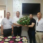 بعد إقامة مطوّلة بأذربيجان: منتخب رفع الأثقال يُنهي فترة الحجر الصحّي