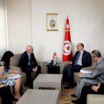 اتفاق تونسي إيطالي للتسريع في إنجاز خط الكهرباء تحت البحر