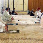 وزارة الشؤون الدينية: على المُصلّين التقيد بدليل شروط حفظ الصّحة