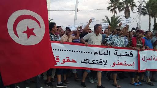 رابطة حقوق الانسان: المرناقية تشهد غليانا شعبيا غير مسبوق في تاريخها